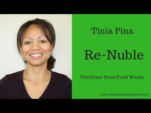 Fertilizer from Food Waste