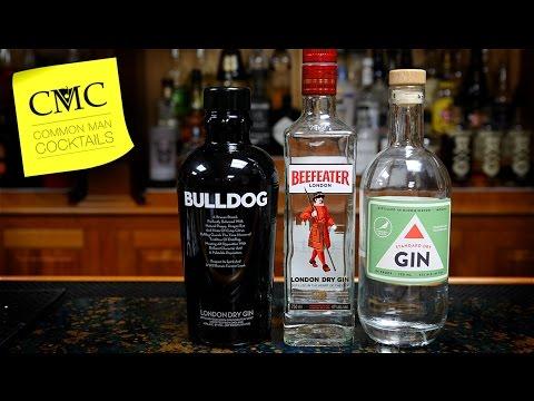 Gin Blind Taste Battleground🍸 Cardinal Spirits, Bulldog & Beefeater
