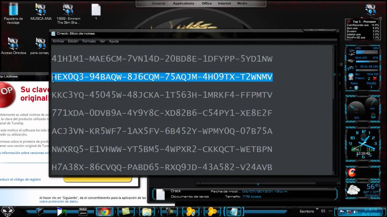 Descargar Tuneup Utilities 2011 Full Y En Español Youtube