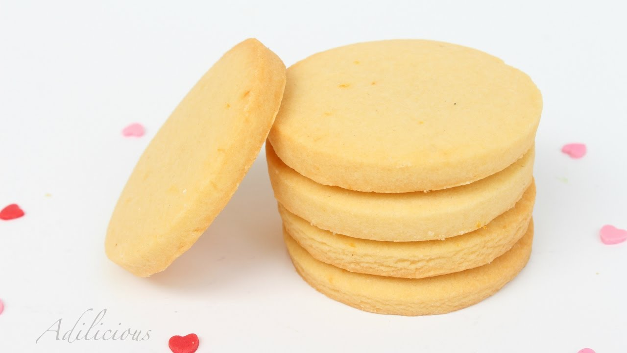 Vanilla Sugar Cookies Perfect For Cut Out And Decorating