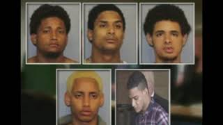 """5 Coward Trinitario Gang Members Found Guilty Of First-Degree Murder In """"Justice For Junior"""" Trial"""
