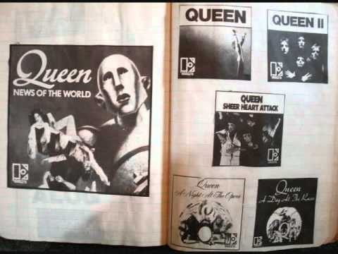 My Queen Journal - 1977