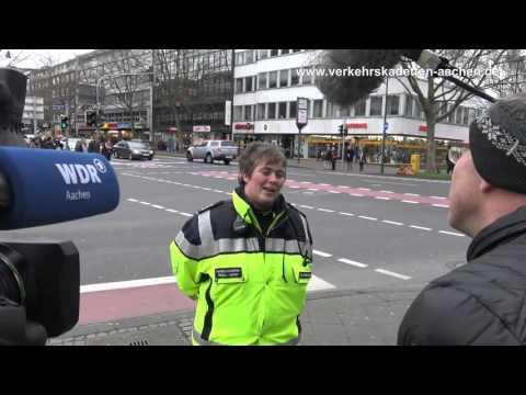 Verkehrskadetten Aachen Weihnachtsmarkt Einsatz 5.12.2015
