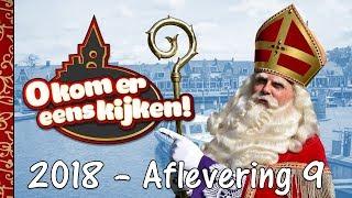 O kom er eens kijken - Aflevering 9 - Sinterklaasjournaal Elburg 2018