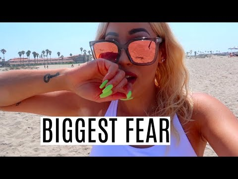my biggest fear came to life