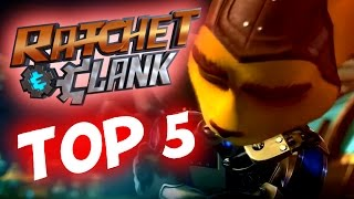 Ratchet & Clank: Top 5 Memorable Moments