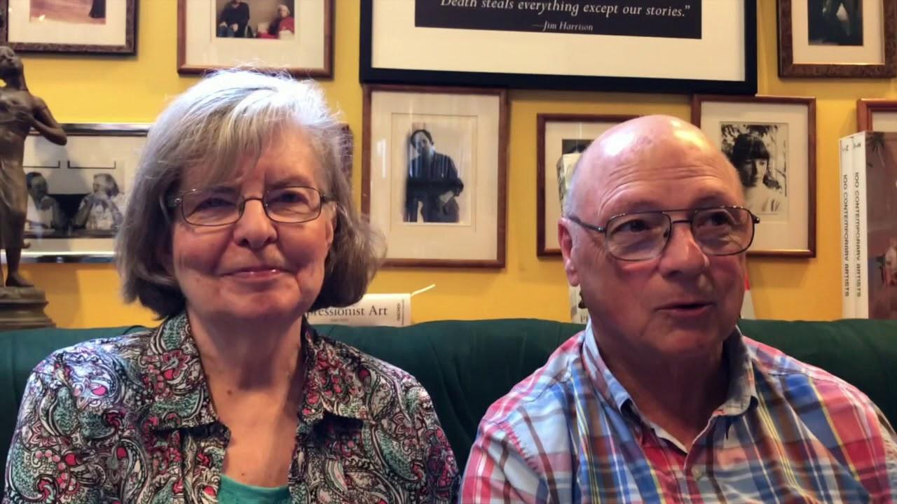 Judy & Richard Foster | The Great American Read | MPB