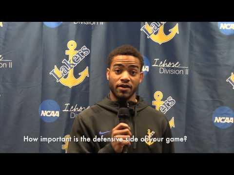 Akaemji Williams - USBWA Division II Player of the Week