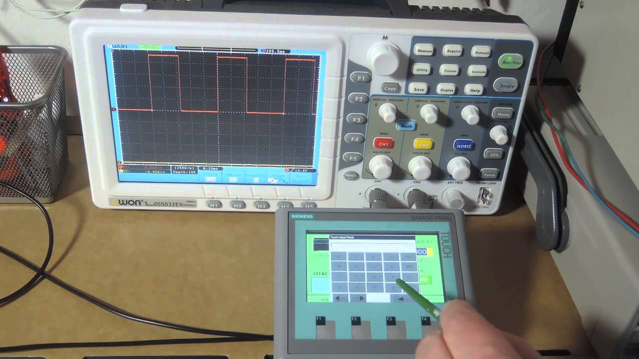 Simatic S7 1200 A Pulzn Kov Modulace Pwm Pulse Width Modulation 8211 What Is It Youtube Premium