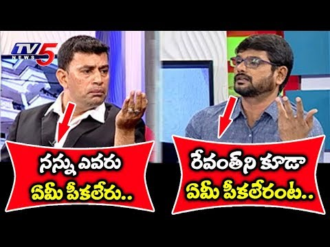 War Of Words Between TV5 Murthy And Advocate Rama Rao In Live Debate | TV5 News Special
