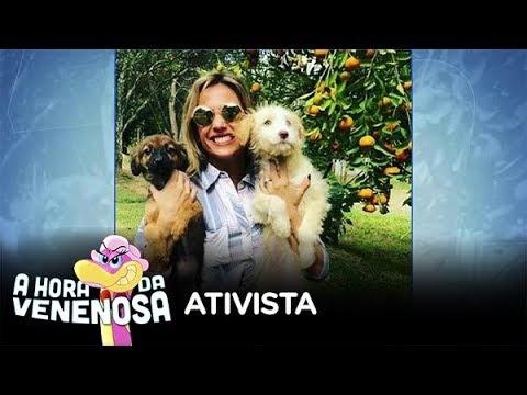 """""""Sou uma ativista e causo muitos problemas"""", comenta Luísa Mell após demissão"""