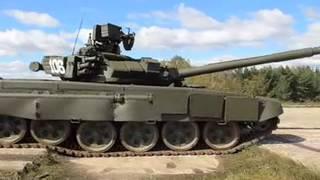 ГОНКИ ТАНКОВ! Т-34 Vs T-90