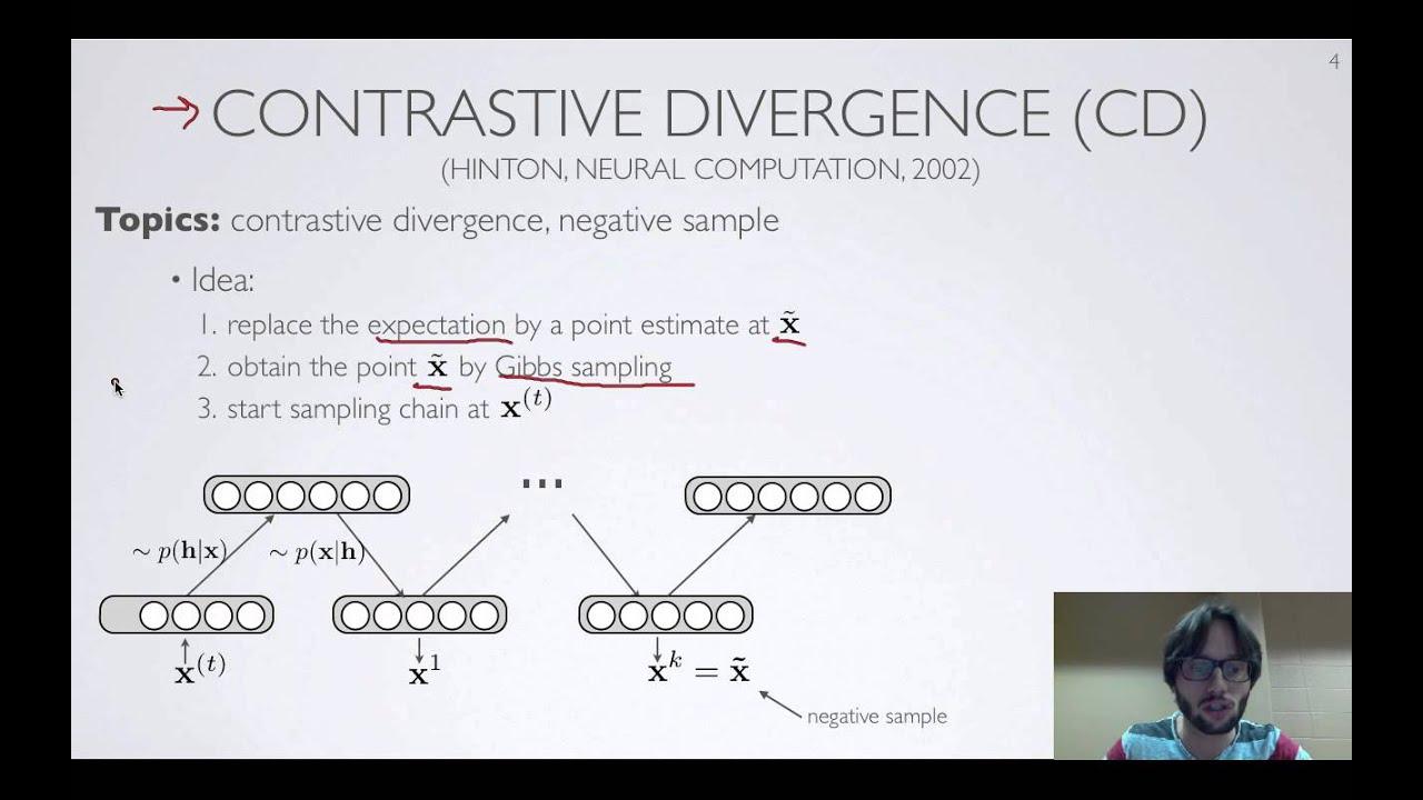 neural networks  5 4    restricted boltzmann machine