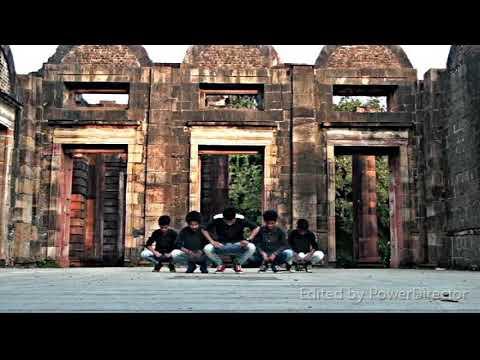 Choreographed /pradeep patidar /nick /BAHUBALI dance group