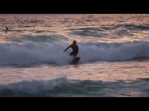 Newquay Night Surf 2014 (OFFSHORE IMAGES)