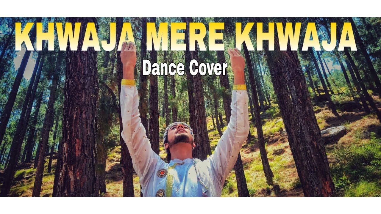 Khwaja Mere Khwaja | Dance Cover | Tanoura Dance | Jodha Akbar | Aditya Vardhan