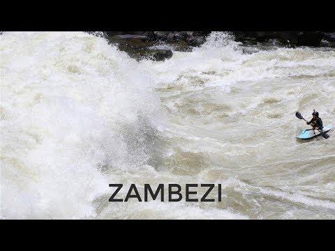 Zambezi, White Nile, and BC Kayaking