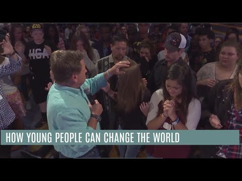 How Young People Can Change The World | Revival