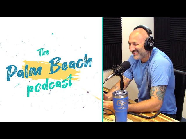 Palm Beach Podcast #9 - Mitch Sadowsky - Strength & Performance Coach