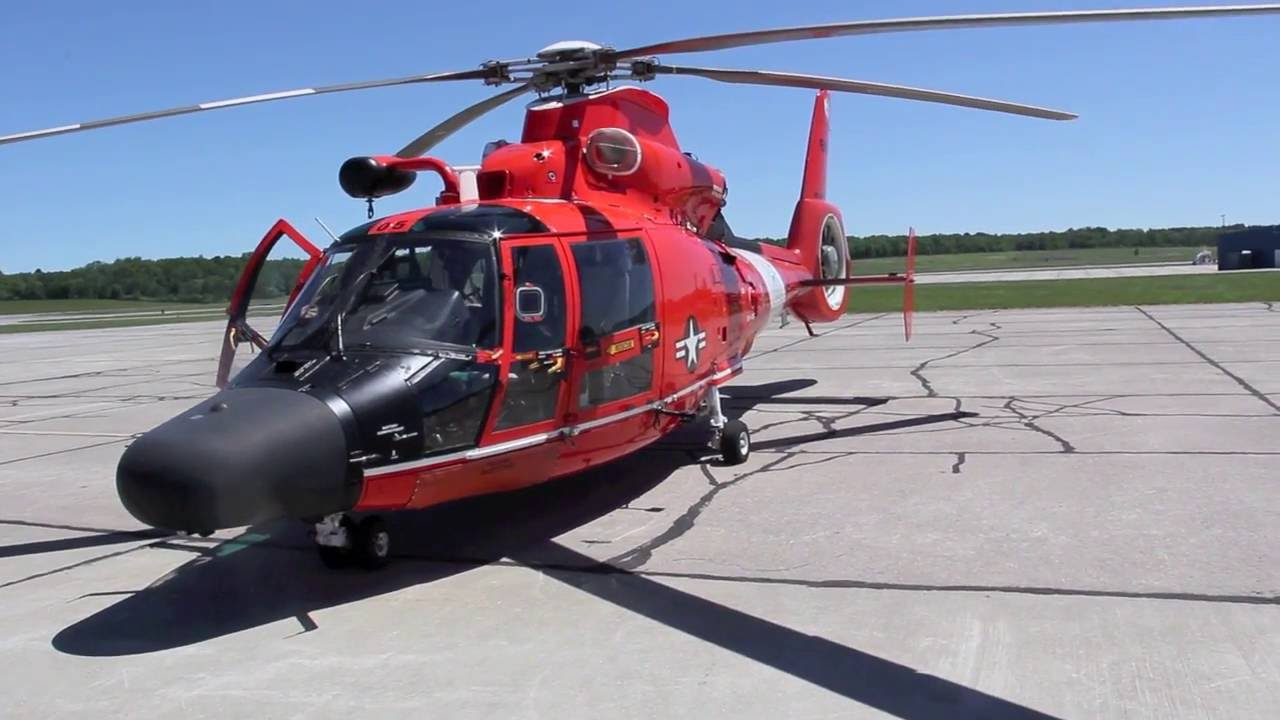 U.S. Coast Guard HH-65 Dolphin Helicopter @ Griffiss - YouTube on ah-64 apache, uh-72a, ch-53e super stallion, eurocopter ec 135, eurocopter ec145, united states coast guard, eurocopter ec 155, agustawestland aw139, bell eagle eye, lockheed hc-130, sikorsky s-76, eurocopter x3, sikorsky hh-60 jayhawk, eurocopter dauphin, hh-60 pave hawk, agusta a109, kc-135 stratotanker, ch-47 chinook, uh-1 iroquois,