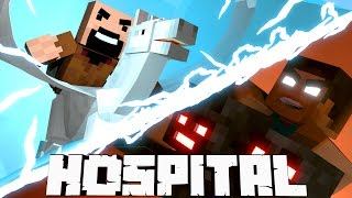 Minecraft Mods Hospital - Notch Vs Herobrine! (Atlantis Roleplay) #13