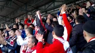 Bizim için Trabzon'a koy Samsunspor... ve GOOOLLL