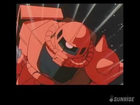 Download 010 MS-06S Char's Zaku II (from Mobile Suit Gundam)