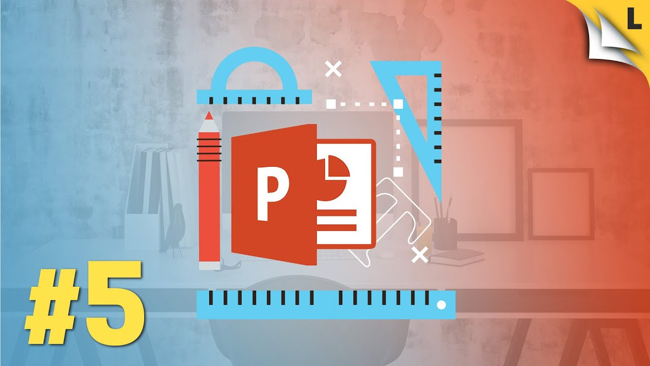 PowerPoint Kinetic Typography - Sparkles Motion Graphic ...