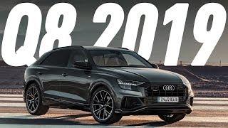 NEW AUDI Q8 2019