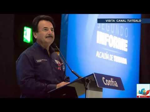 Migrantes están en plan agresivo dice Alcalde de Tijuana