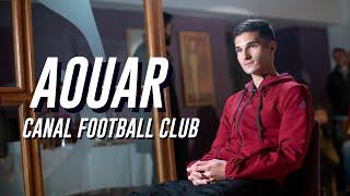 Houssem Aouar - Canal football club - Making of