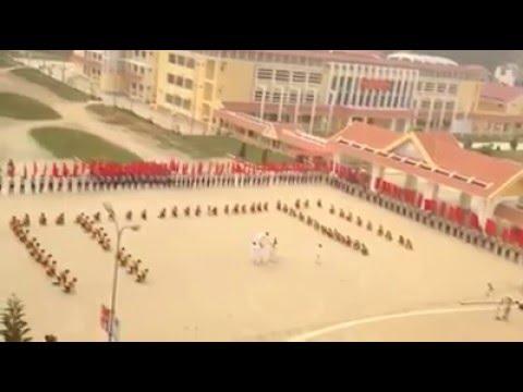 Đồng dien truong dai hoc tay bac khoa the duc the thao