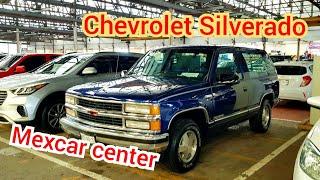 Cuanto cuesta una camioneta usada chevrolet silverado Mercado autos en venta MEXCAR CENTER precios