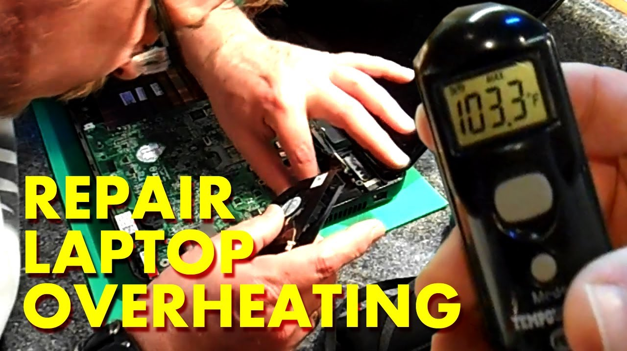how to fix overheating and shutting down laptop youtube. Black Bedroom Furniture Sets. Home Design Ideas