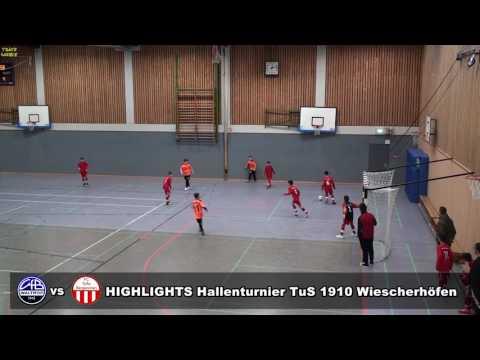 Turnier TuS 1910 Wiescherhöfen E5 3. Spiel gegen TuRa Bergkamen