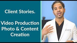 Plastic Surgeon (Video Production & Content Creation) Client Testimonial
