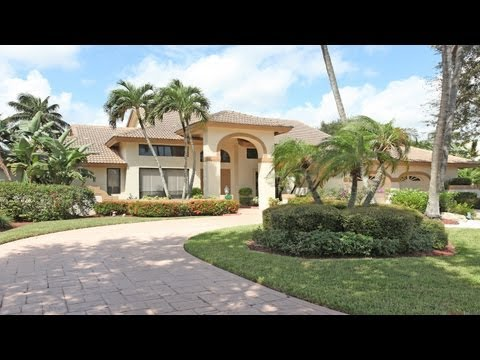 Typical Million Dollar Florida  home