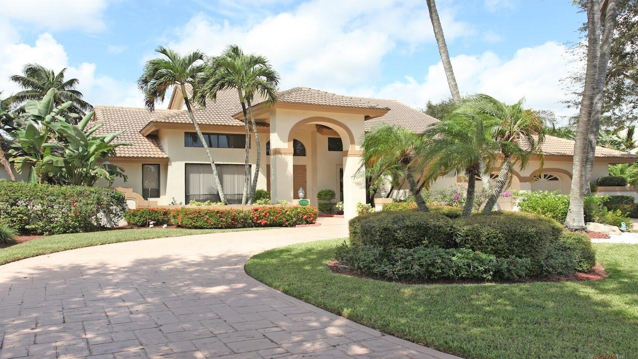 Typical Million Dollar Florida Home Youtube