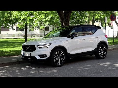 9 Reasons You Should Buy The 2018 Volvo Xc40 T5 R Design Youtube
