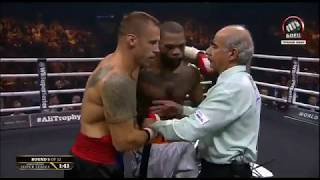 Mairis Briedis Vs Mike Perez (Full Fight HD) Бриедис-Перес