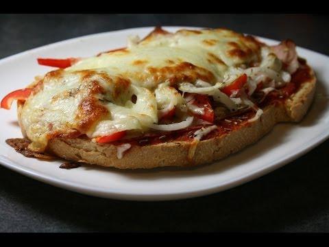 bruschetta-poivrons-mozzarella-facile-🇮🇹