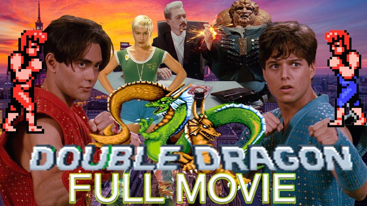 Download Double Dragon 1994 full movie HD- BluRay-