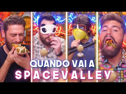 QUANDO VAI A SPACE VALLEY [ft. Nirkiop]
