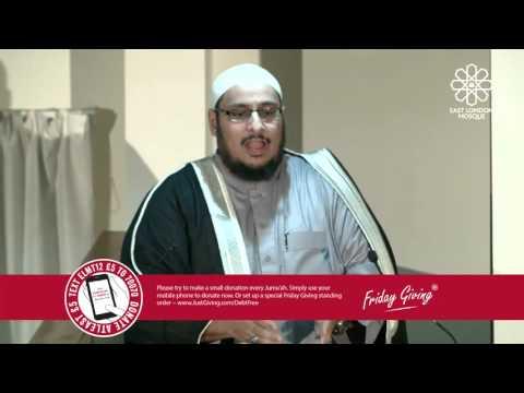 ELM Jumu'ah Khutbah | 08 Jan 2016 | Become A Better Muslim