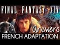 ♈ [French] Answers - Final Fantasy XIV (Acoustic)