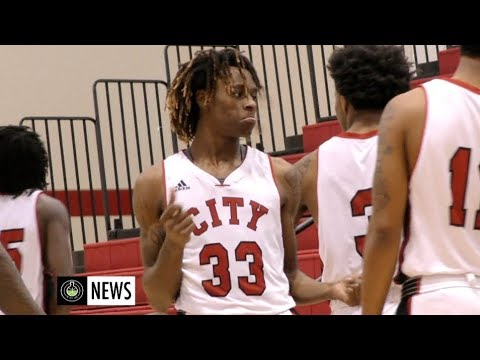 Terrell Brown Is A TOP D1 TARGET In Junior College!! CCSF Highlights