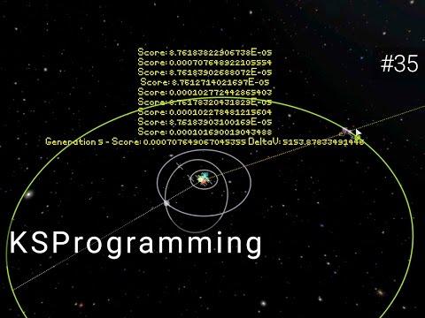 Kerbal Space Programming #35 - Bad Genes!