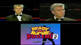 Read 2 rumble boxie round 2 Classic  Ps1 vs N64 vs DC