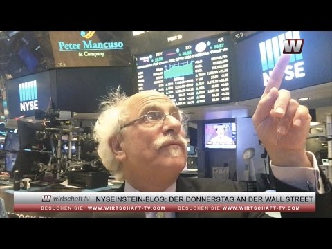 "NYSEinstein-Blog: ""Dow Jones über 18.000 vor Referendum"""