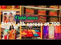 25 % off t nagar  Rmkv silk sarees just 700 only ...